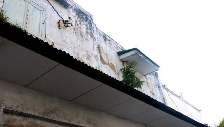 eksotika bangunan tua pekalongan