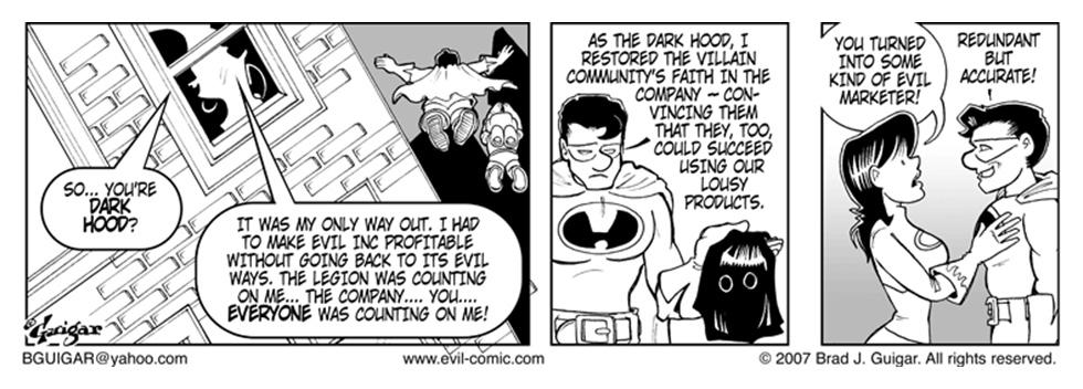 Cap Is Dark Hood