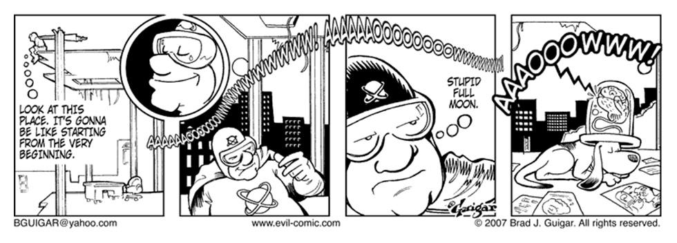 The Return Of Evil Atom