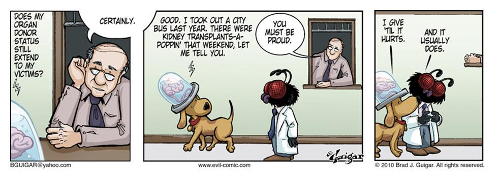 Doctor Haynus Nemesis