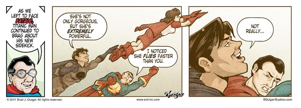How Commander Heroic Met Ms Amazing