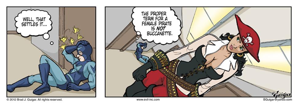 The Buccanette