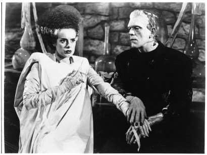 Halloween Movies Bride of Frankenstein