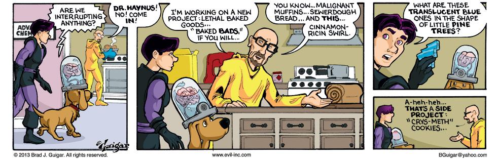 Baked BADS