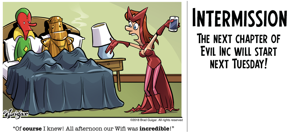 Intermission: Hot WiFi