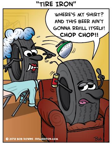 Tire Iron