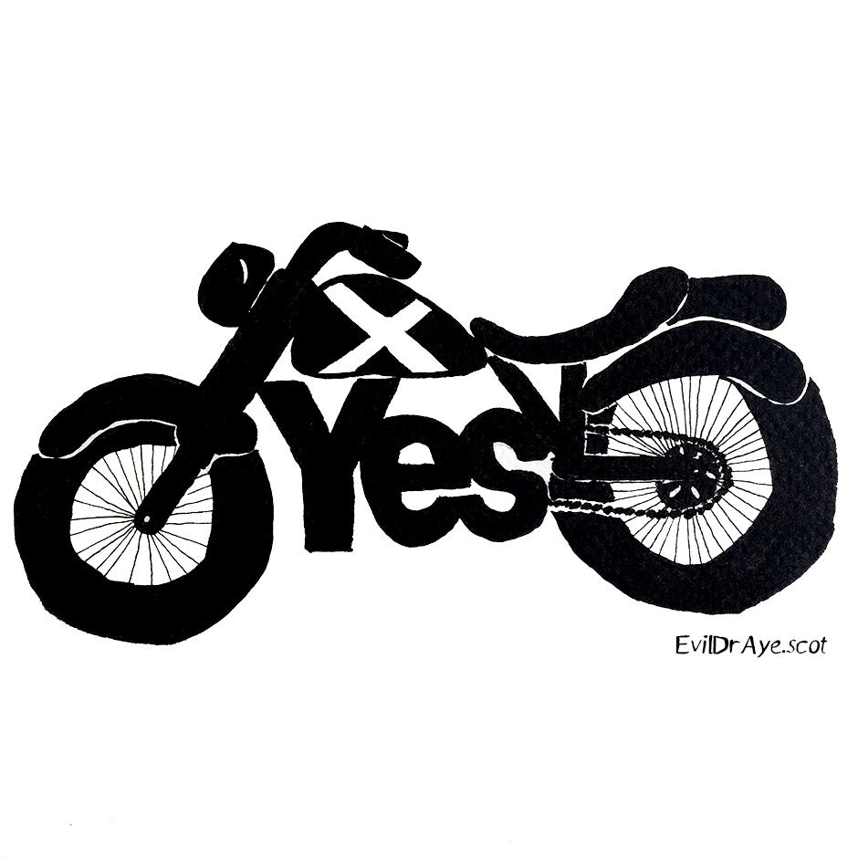 Yes Bikers