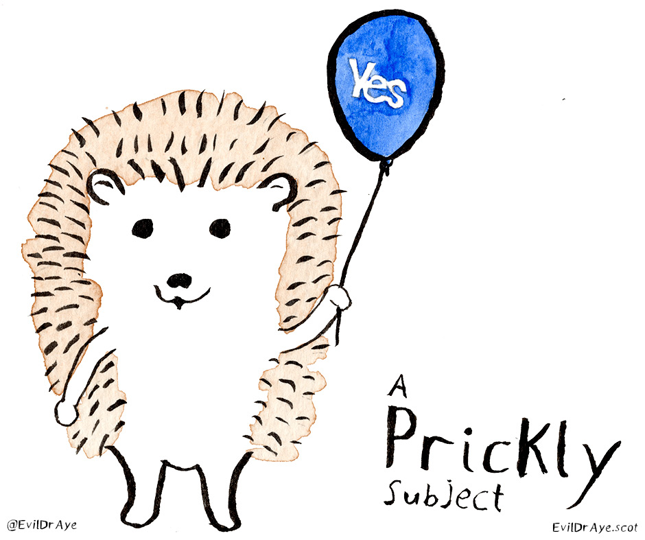 A prickly subject