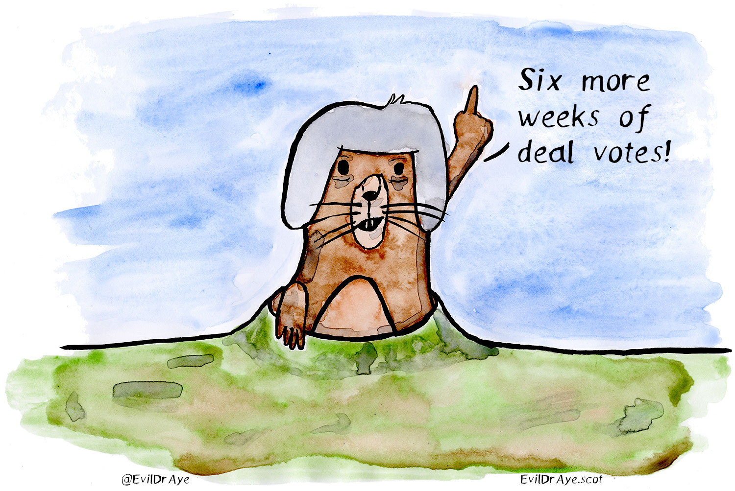 Groundhog May