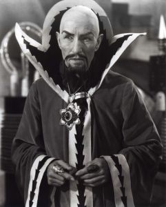 Ming the Merciless - coming to Evil Expo 2020!