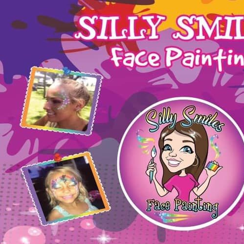 Silly Smiles Face Painting