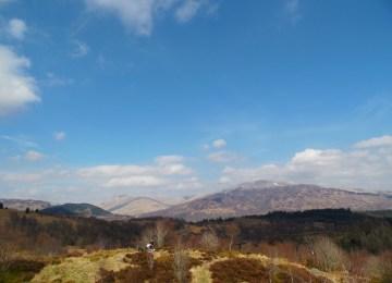 Edimbourg #4 : Escapade dans les Highlands