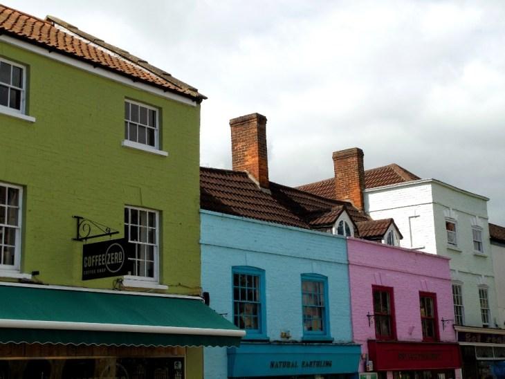 Le Sud-Ouest anglais #1 - Glastonbury