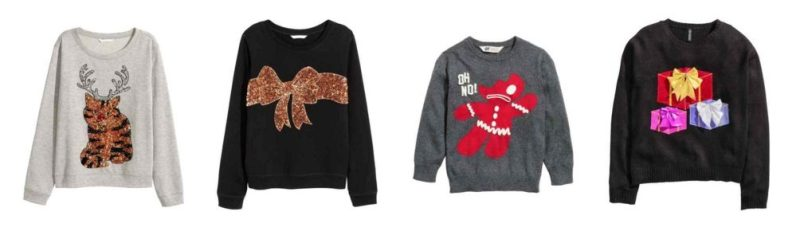 Christmas Jumpers H&M