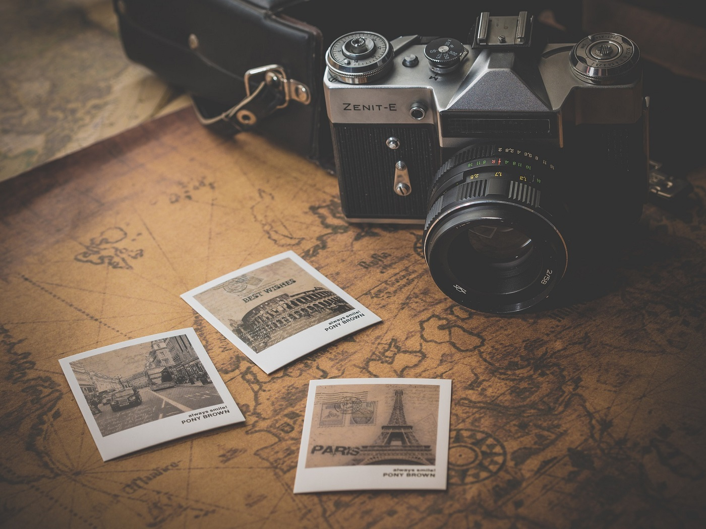 Petites joies de la vie d'un expat