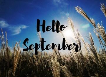 Chroniques anglaises : Hello September