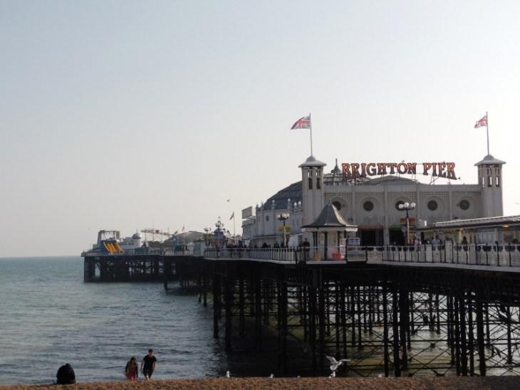 Bons baisers de Brighton