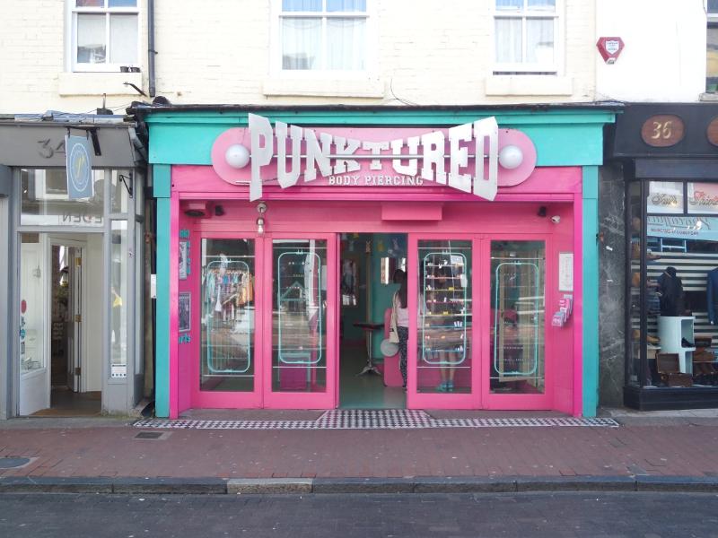 Mes bonnes adresses à Brighton