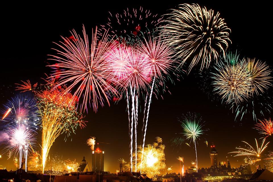 Chroniques anglaises #31 : Bonne année !