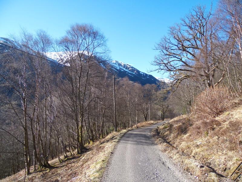 Emprunter la West Highland Way