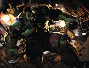 Hulk may be the strongest one there is, but one enemy he can't smash: continuity reboots