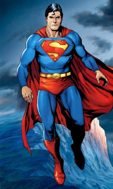 Here is the real Superman in my mind!