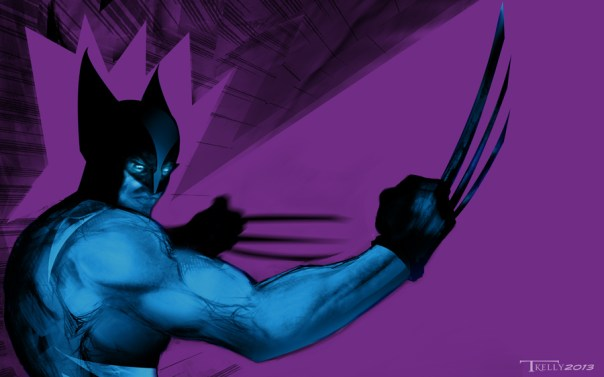 wolverine_blue_by_tomkellyart-d5rwmzm