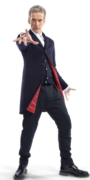 12th doctor costume