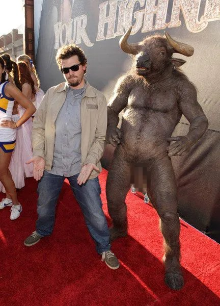 Danny and the Minotaur