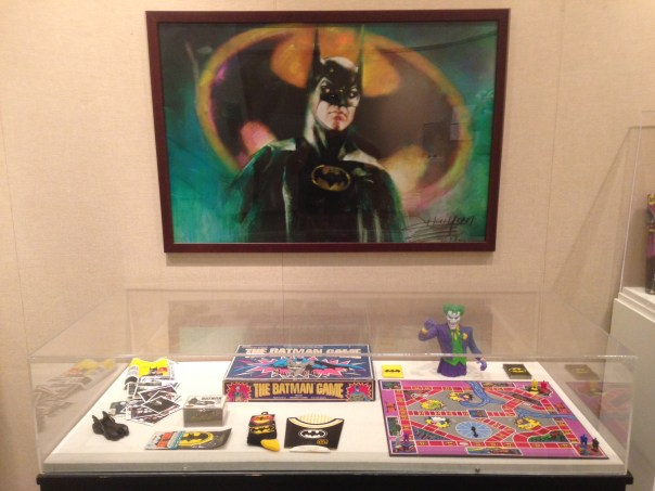 Check out that Keaton painting!!! Who wants to get NUTS!