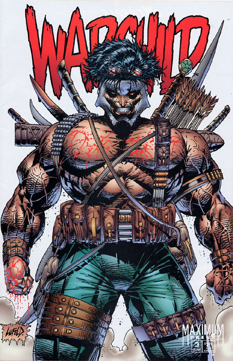 liefeld cover 2