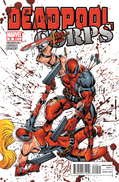 liefeld covers 5