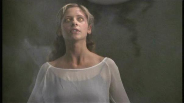 Buffy even harnesses her inner goddess to defeat Adam.