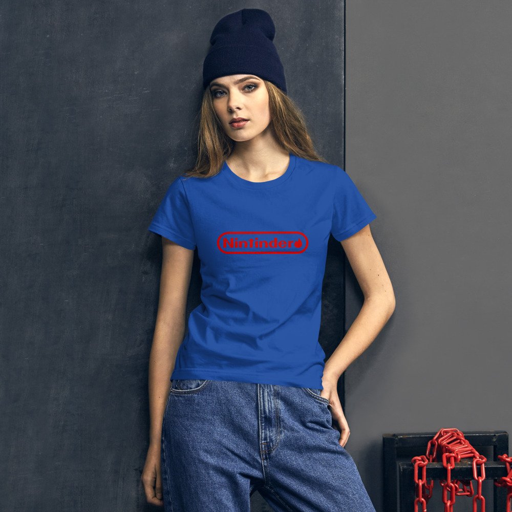 Nintinder <br>Women's T-shirt