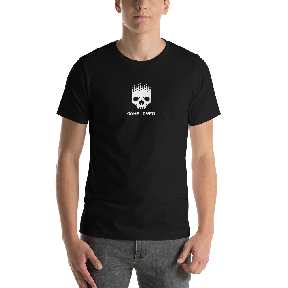 Game Over<br>Unisex T