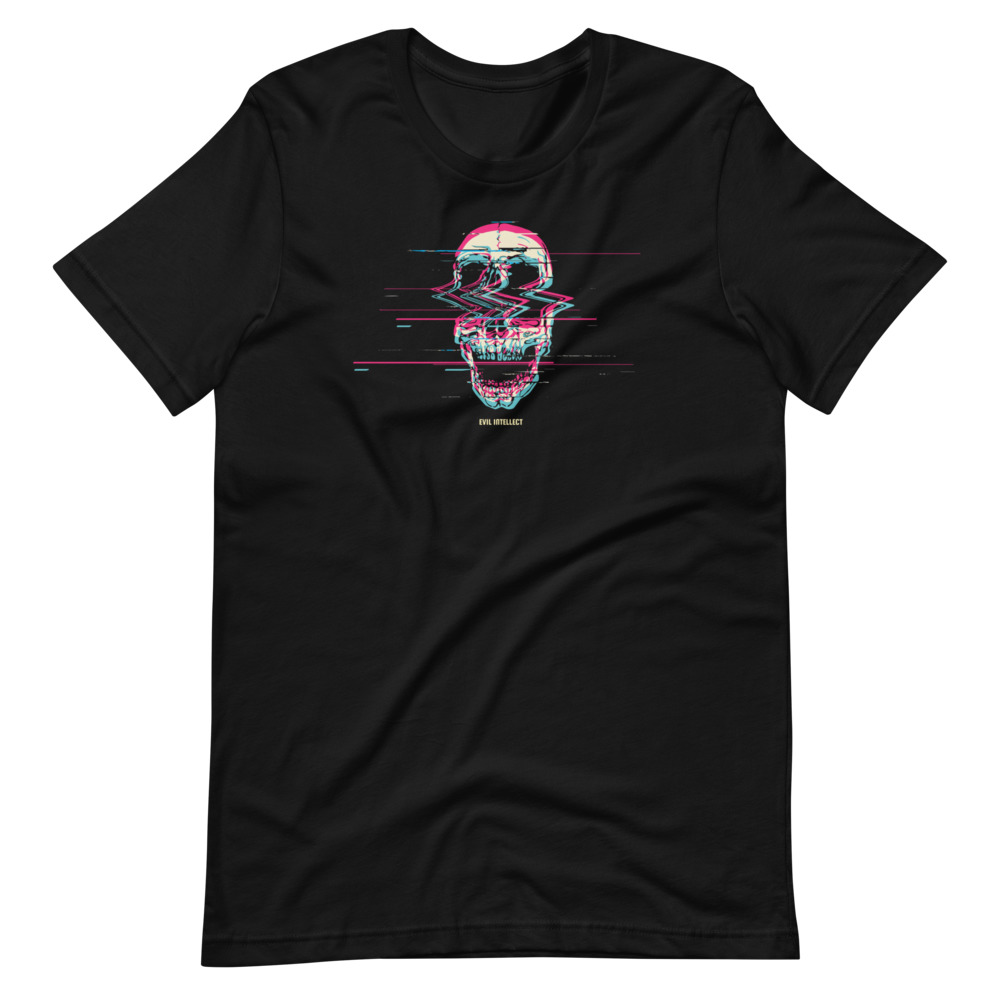 Distortion Skull<br>Unisex T