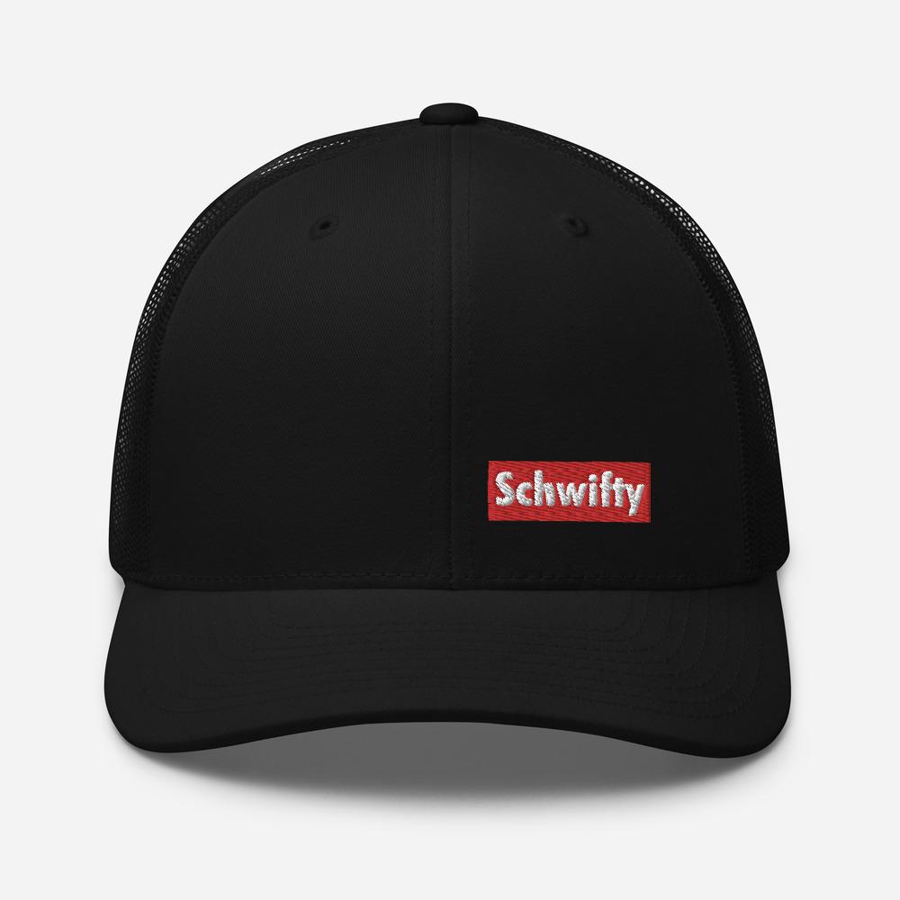 Schwifty Trucker Cap