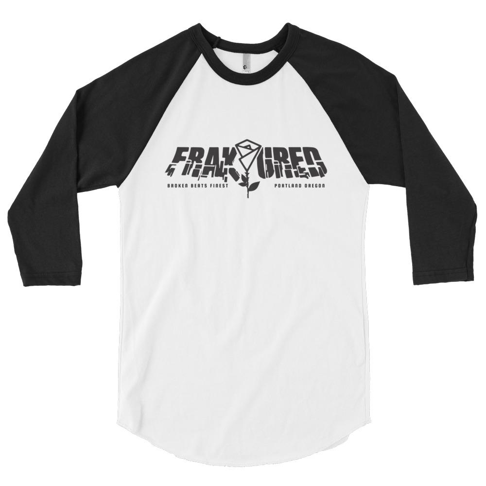 FRAKTURED Baseball T-shirt