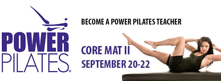 Pilates Intermediate Mat Certification - The E\'ville Eye Community News