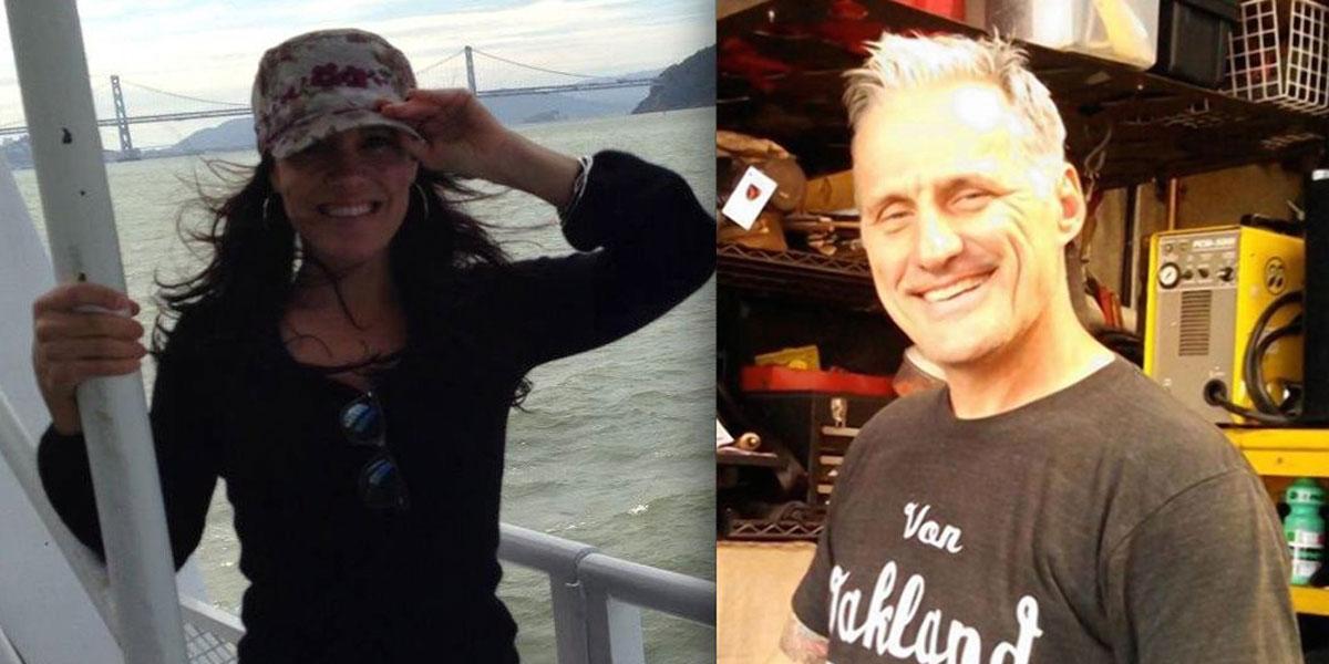 Emeryville Artist Joe Karr charged with Murdering Girlfriend on Halloween