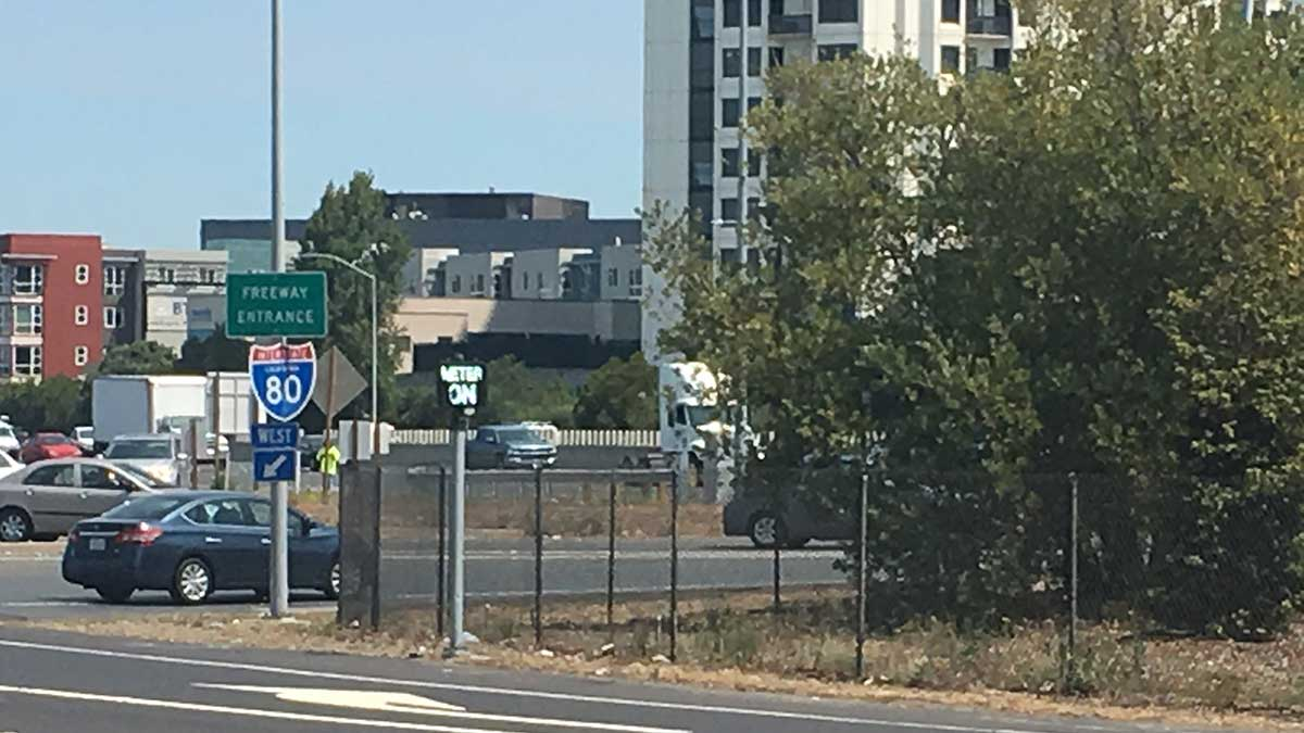 Caltrans Activates Powell Street I-80 Metering Lights to Ease Highway Congestion