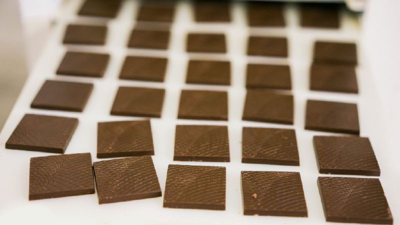 TCHO Chocolate's new Berkeley Factory exclusive Tour