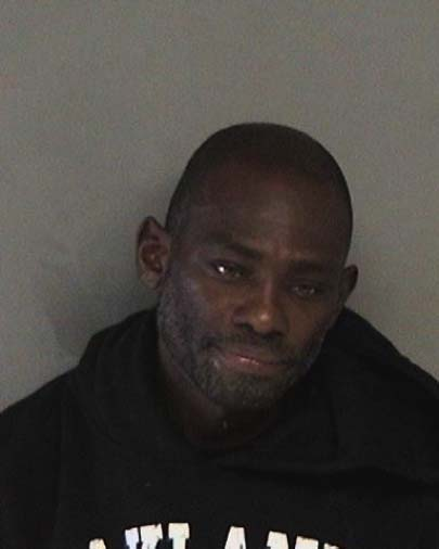 A mugshot of suspect Eddie Fontenette provided by the EPD.