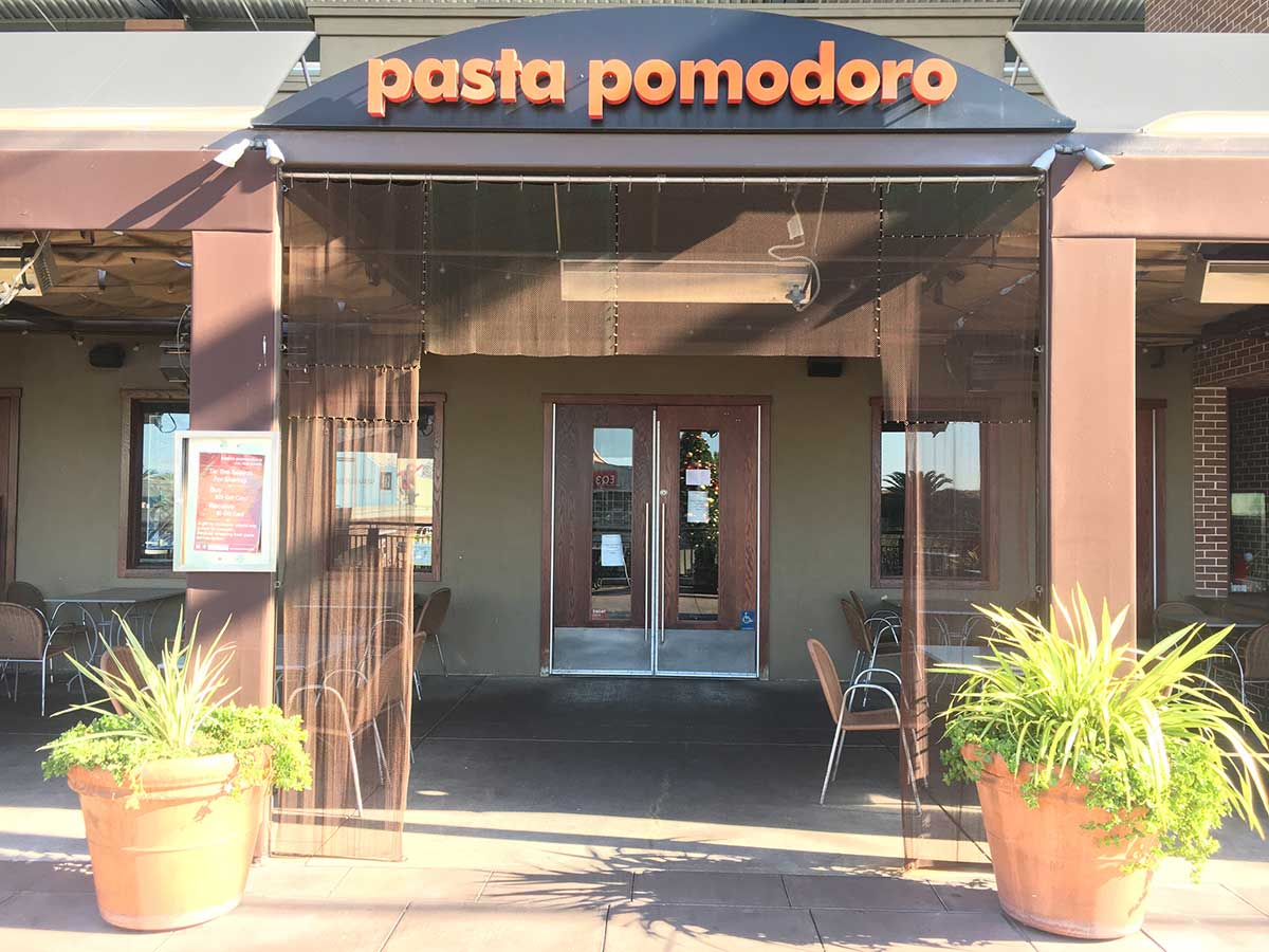 Bay Street Updates: Pasta Pomodoro, Aaron Brothers close. MAC ...