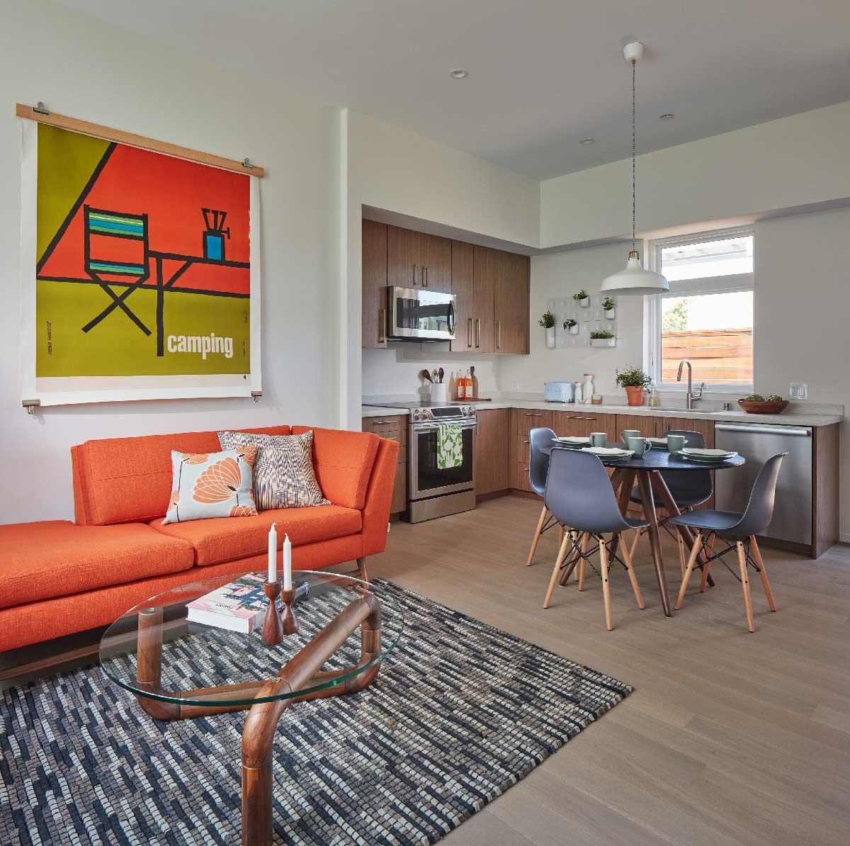 Condo Living Room Decor