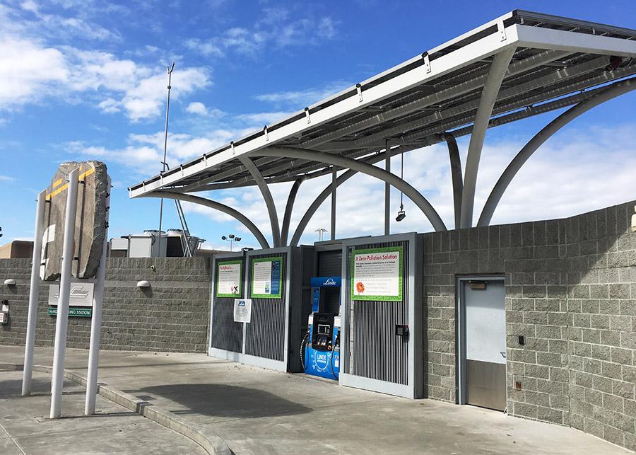 E'ville Biz: Hydrogen Station opens in Emeryville, MedMen