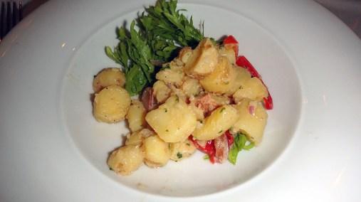 Chorizo Potato Salad