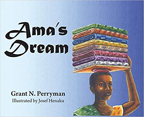 Book Review: Ama's Dream