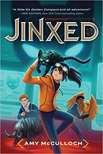Book Review: Jinxed