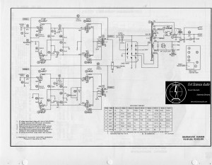 HiFi Schematics | Evil Science Audio